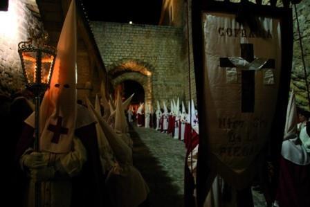 Semana Santa en Baleares: caperutxes, pancaritats y sabores divinos
