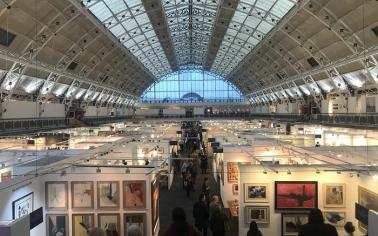 Vista de London Art Fair