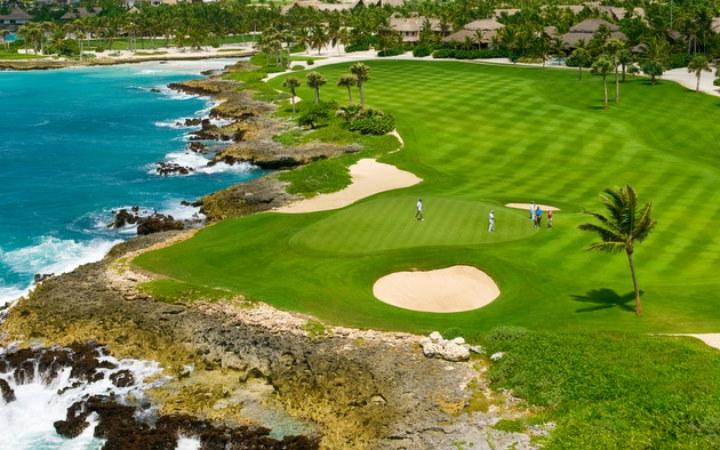 Punta Espada. Golf Course