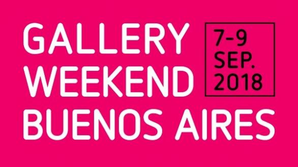 Gallery Weekend Buenos Aires