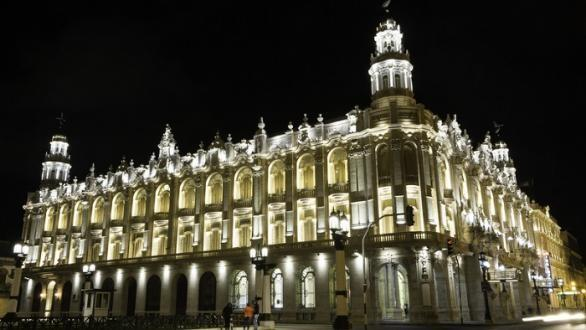 The Great Theater of Havana, a jewel of the city