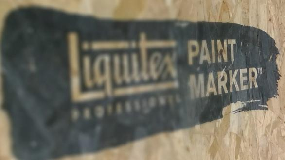 Cartel de Liquitex