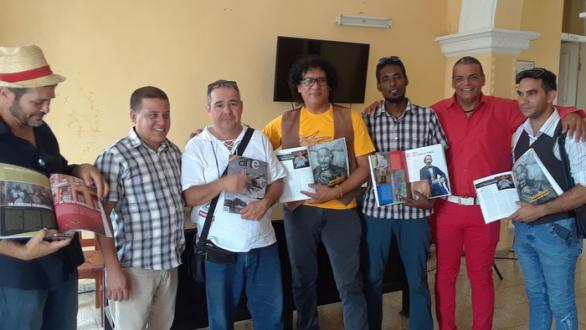 Arte por Excelencias magazine was presented in the city of Bayamo