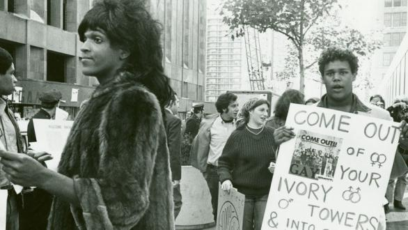Image caption: 'Art after Stonewall, 1969-1989'