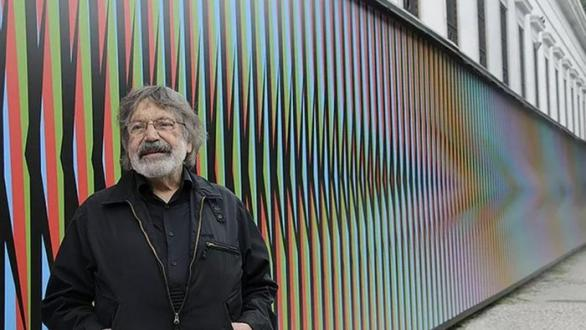 Carlos Cruz-Diez. Foto: Cruz Diez Art Foundation