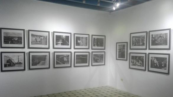 Peter Turnley exhibits at the Fototeca de Cuba
