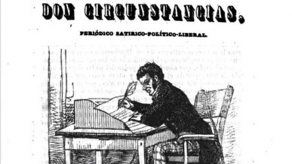 "the satirical weekly ""Don Circunstancias"""