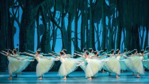 The National Ballet of Cuba