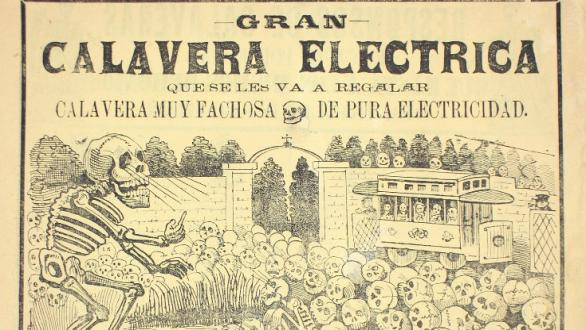 POSADA!, an exhibition of works by José Guadalupe Posada
