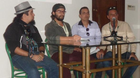 Panel sobre cine digital