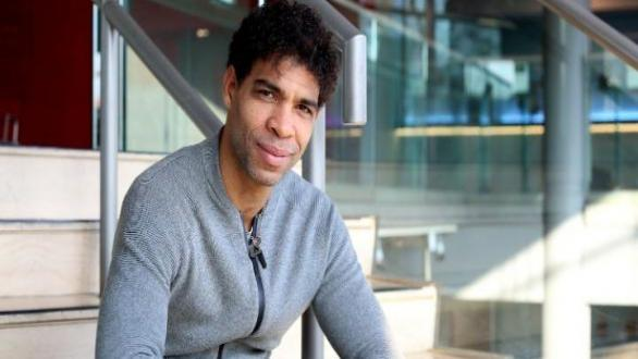 Carlos Acosta, a Cuban ballet dancer who is leaving the Royal Ballet to embark on a farewell tour of Britain.   Credit: Clara Molden