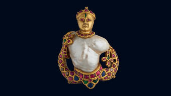 Treasures of the Mughals and the Maharajas. The Al Thani Collection