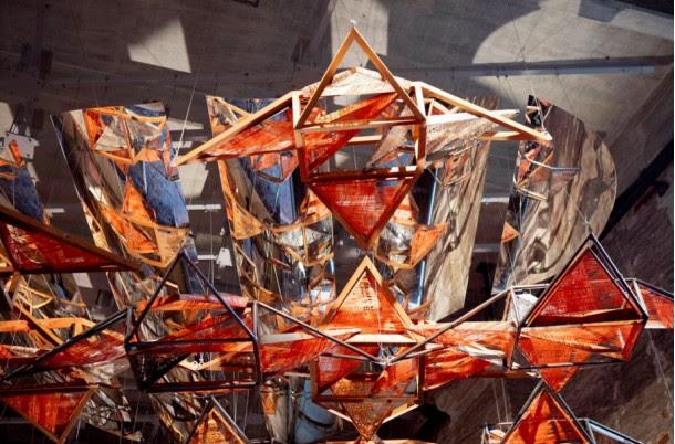 La Biennale di Venezia. Weaving Architecture