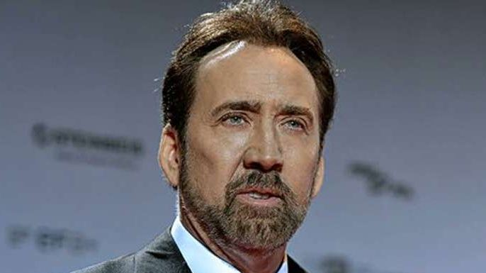US Actor Nicolas Cage to Receive Grand Honorary Award in Spain