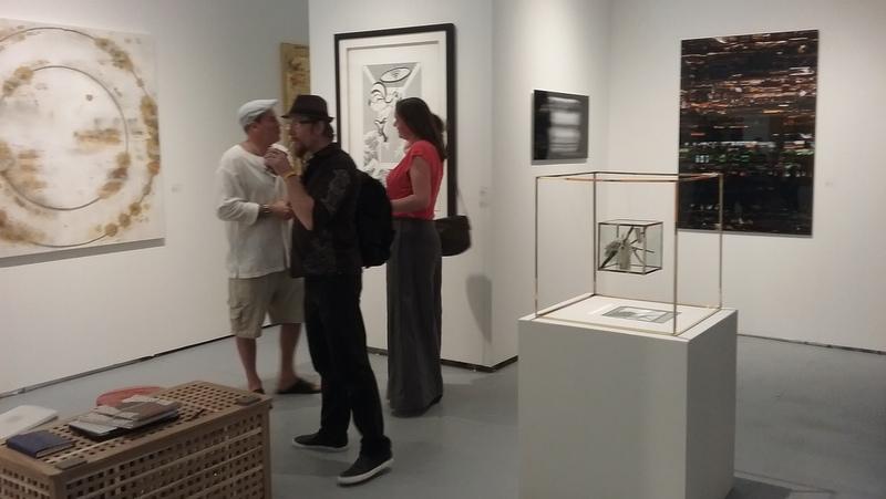 Galería Fiumano Clase de Londres. Un OASIS artístico en Pulse Miami Beach