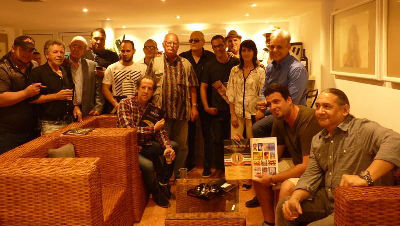 Presentan Anuario 2017 de Art Cigar Gallery en La Habana