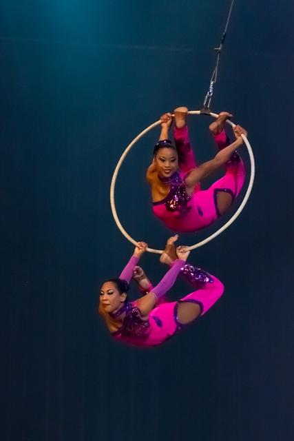 Espectáculo de circo Havaneando… te digo ahorita