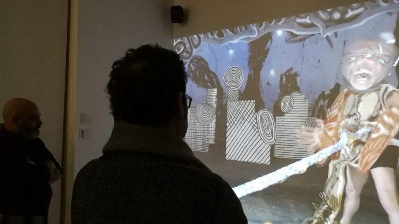El videoarte llega al Museo