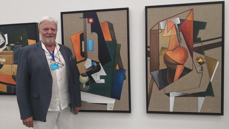 Art Marbella 2018: conversando con Willy L´Eplattenier
