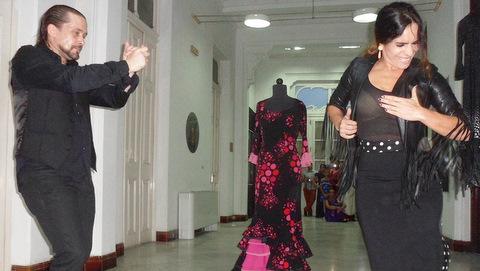 María Juncal más acá de la danza