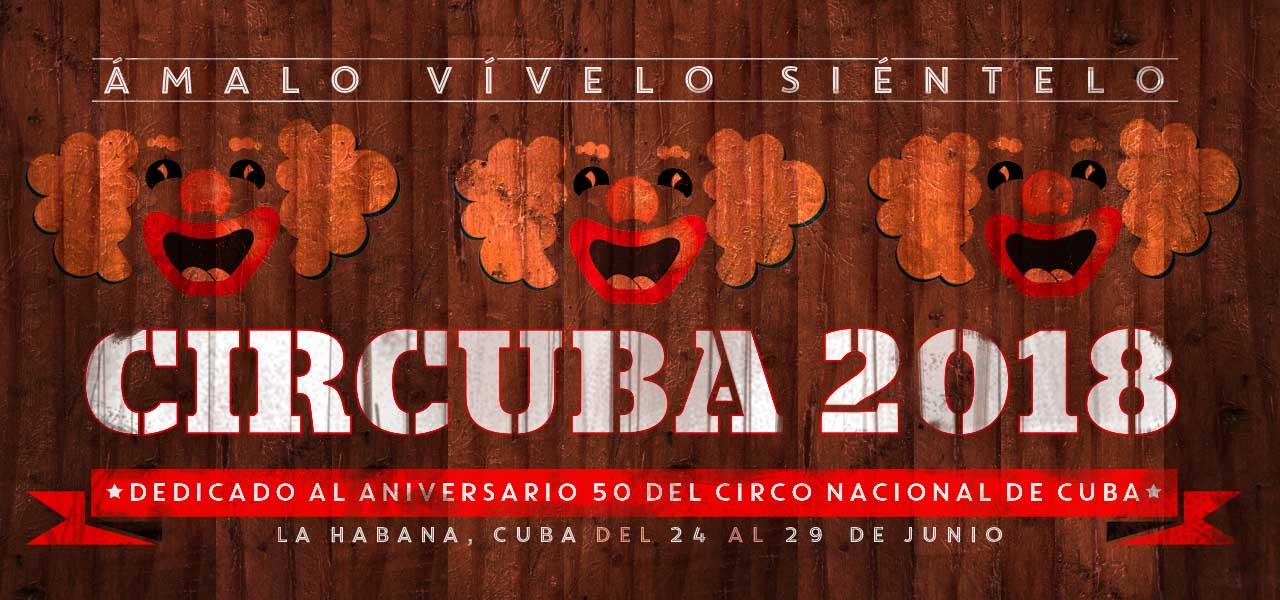 Abierta convocatoria para Circuba 2018