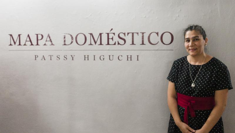 Patssy Higuchi: coordenadas de un mapa doméstico