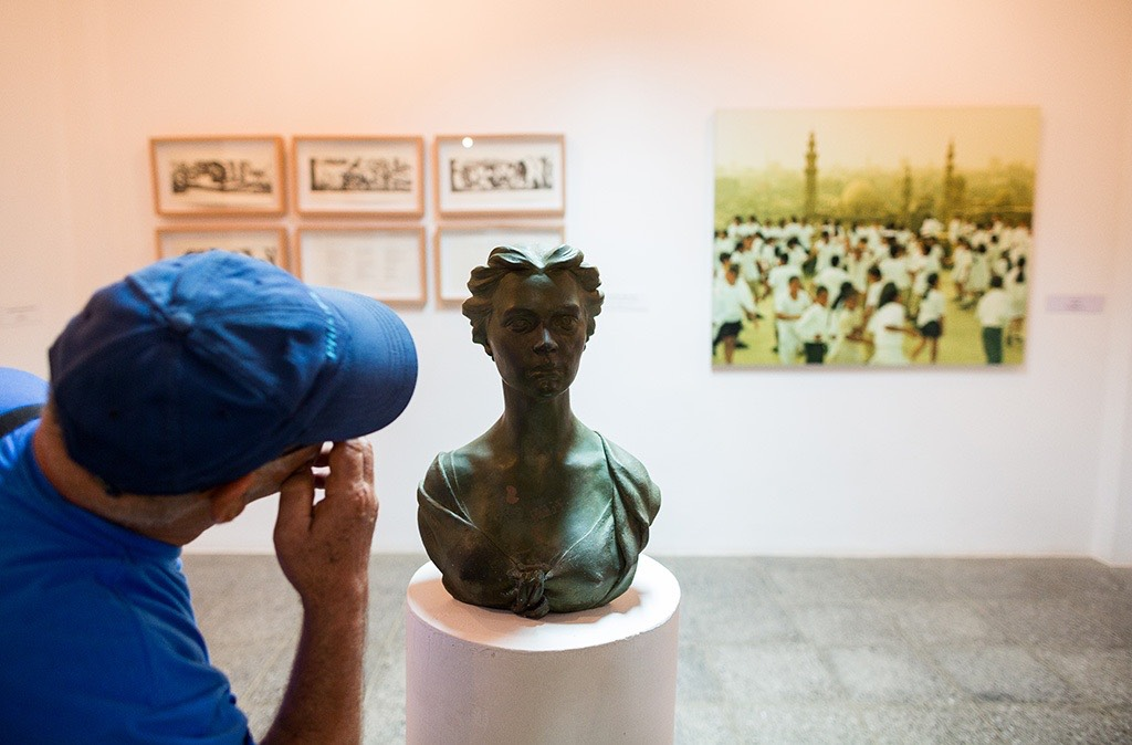 Primer Concurso de Escultura Monumental Bernardo Quetglas en La Habana