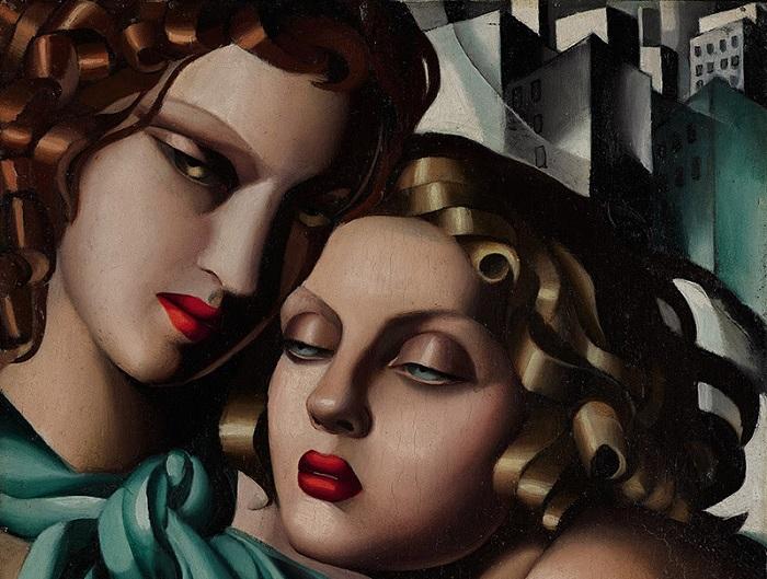 """Otoño en el Palacio de Gaviria: Tamara de Lempicka """"Reina del Art Decó"""""""