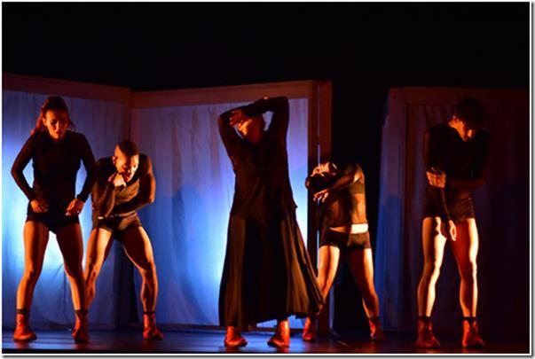 Danza Espiral: Consagración, en el verano habanero