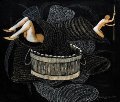 Augurios y Vendales. Carlos René Aguilera