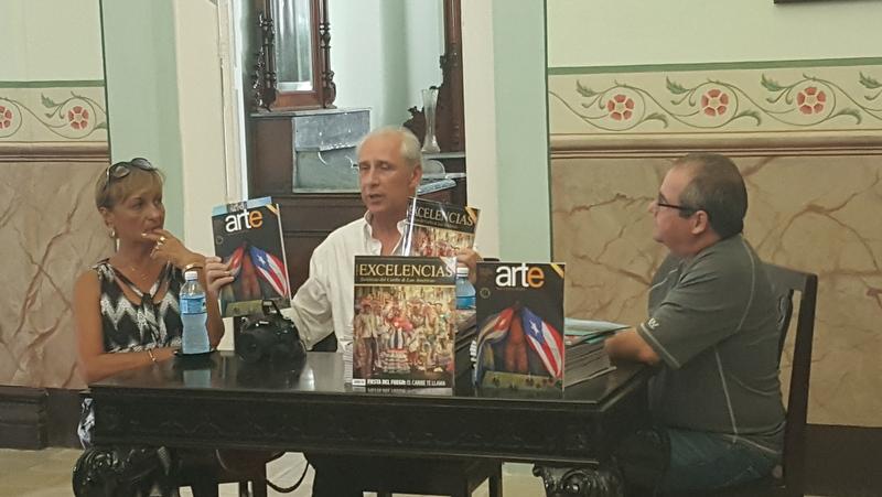 Gibara acogió a las revistas Excelencias