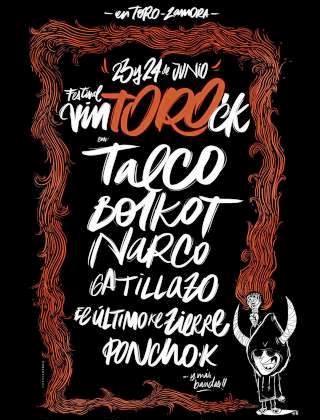La I Edición del Festival Vin Toro Rock aterriza en la localidad zamorana de Toro