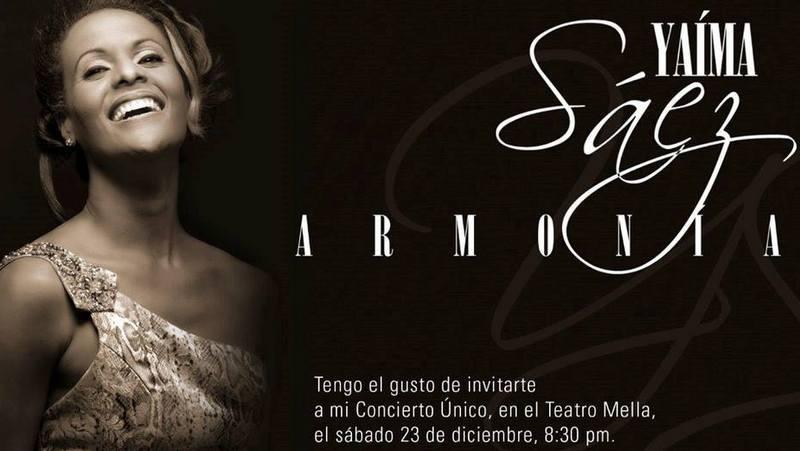Armonía de Yaíma Sáez, la cancionística cubana en todo su esplendor